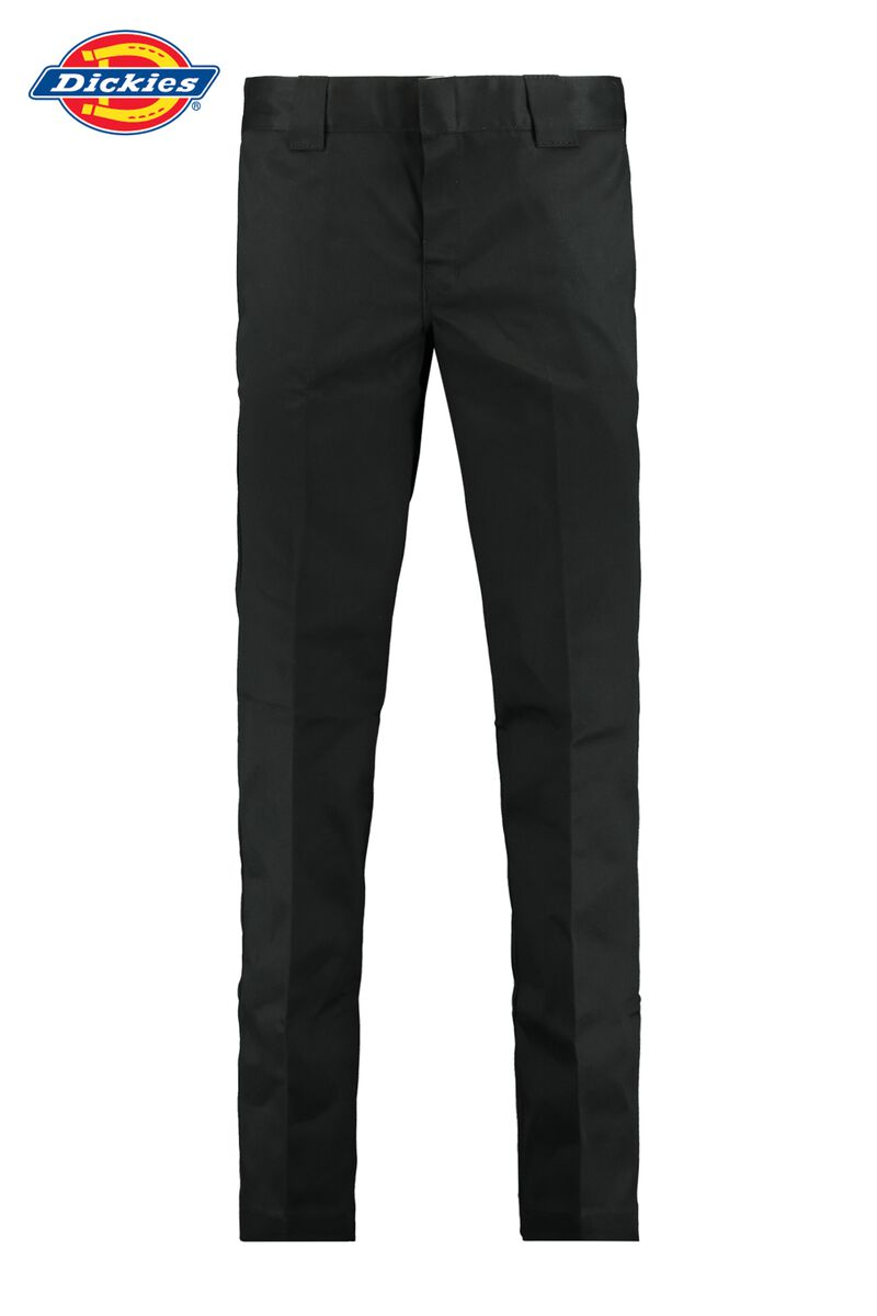Trousers Slim Straight Work Pant 8