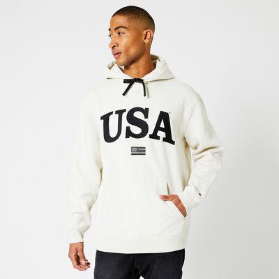Hoodie USA print