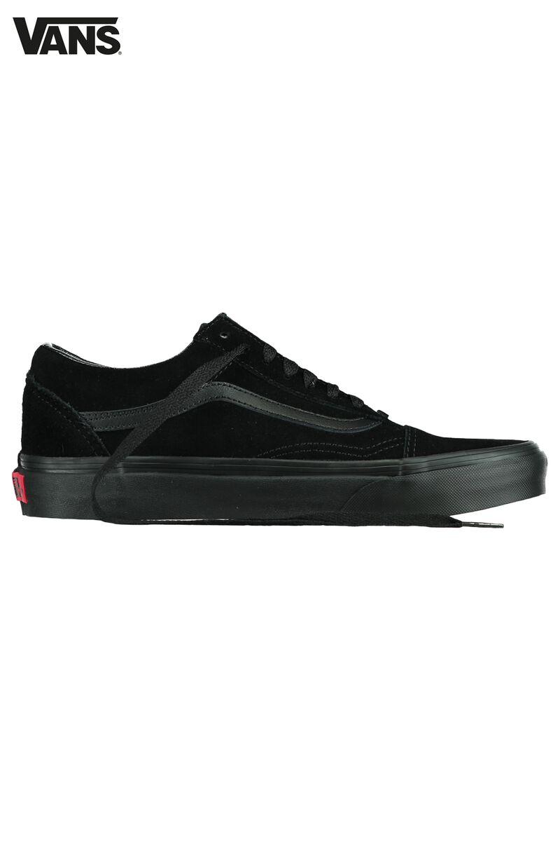 f842a12ccc6438 Men Vans UA Old Skool suede Black Buy Online