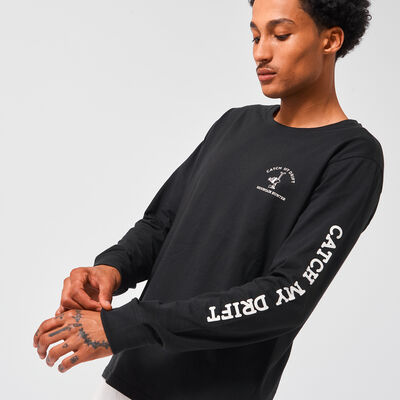 T-shirt a manches longues Peanuts Lorenzo