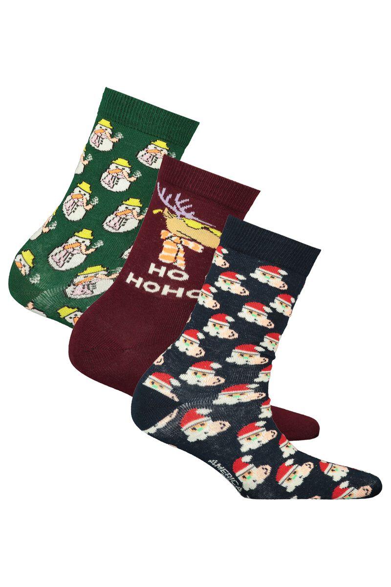 Sokken 3Pack Xmas Socks