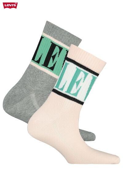 Sokken Levi's short 2-pack