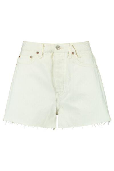 Short made of organic cotton