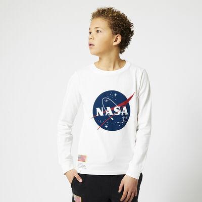 NASA longsleeve met print