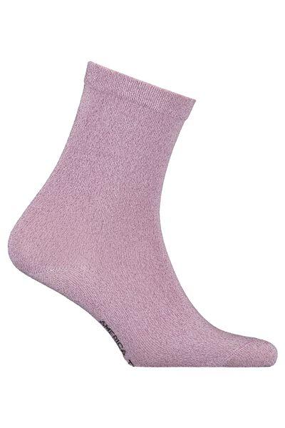 Socks with glitter