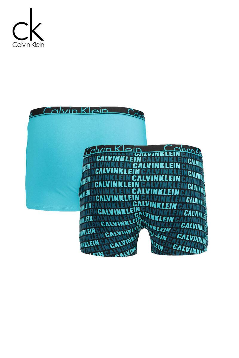 Boxershort 2PK Trunk print
