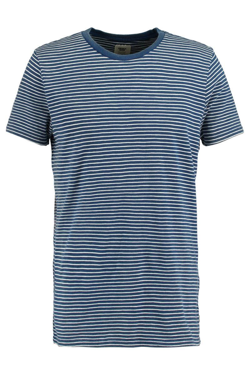 T-shirt Eam stripe