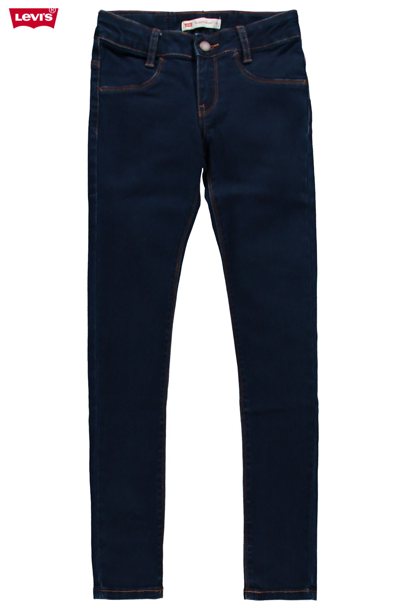 check out ec201 604ac Girls Jeans Levi's 710 Super skinny Blue Buy Online