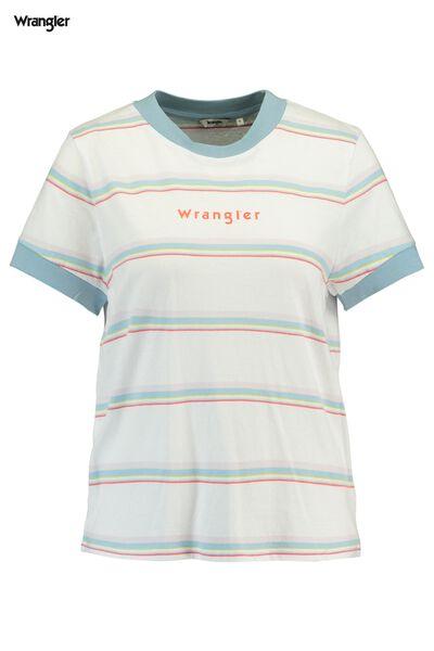T-shirt Wrangler 80's tee