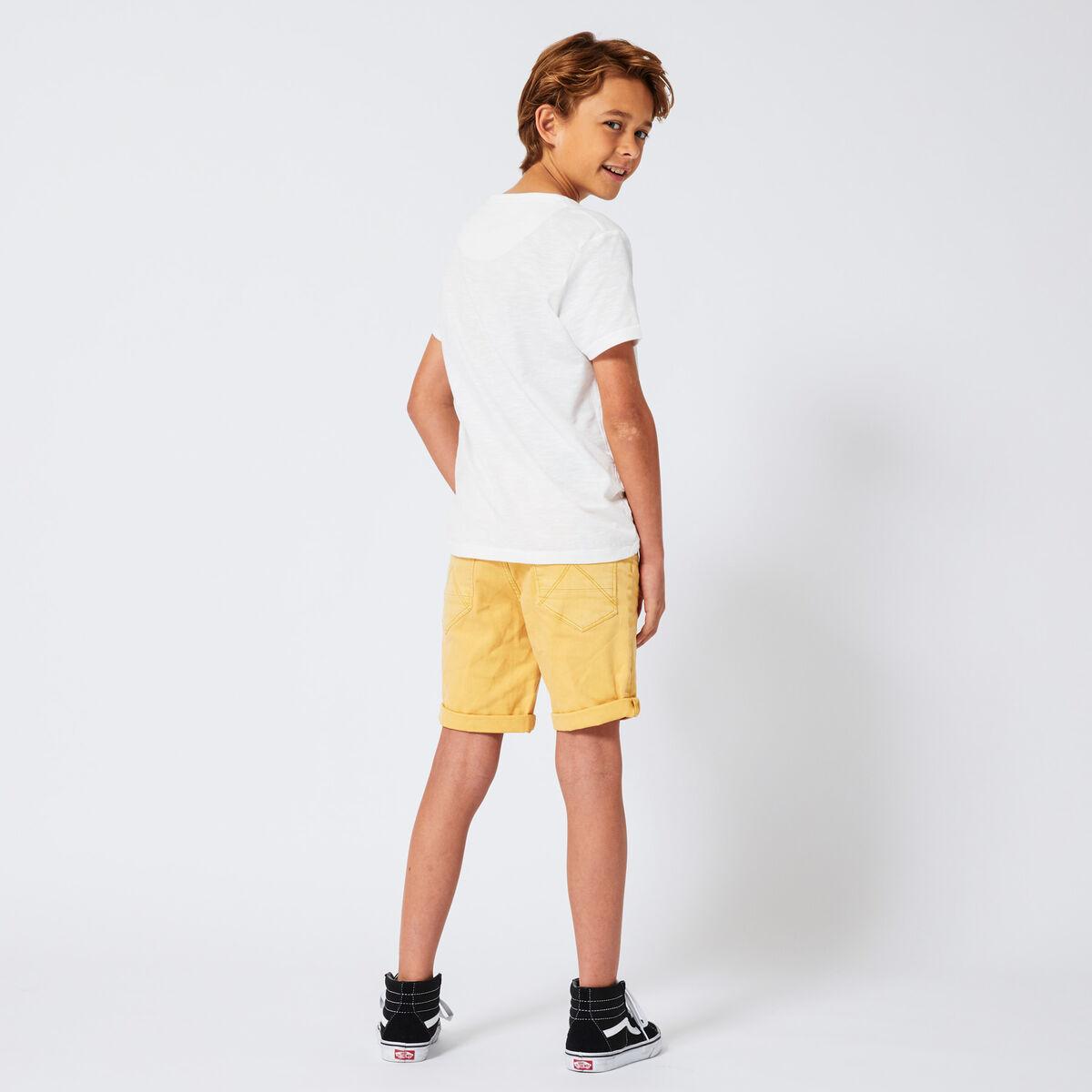 Denim short Nils Jr.