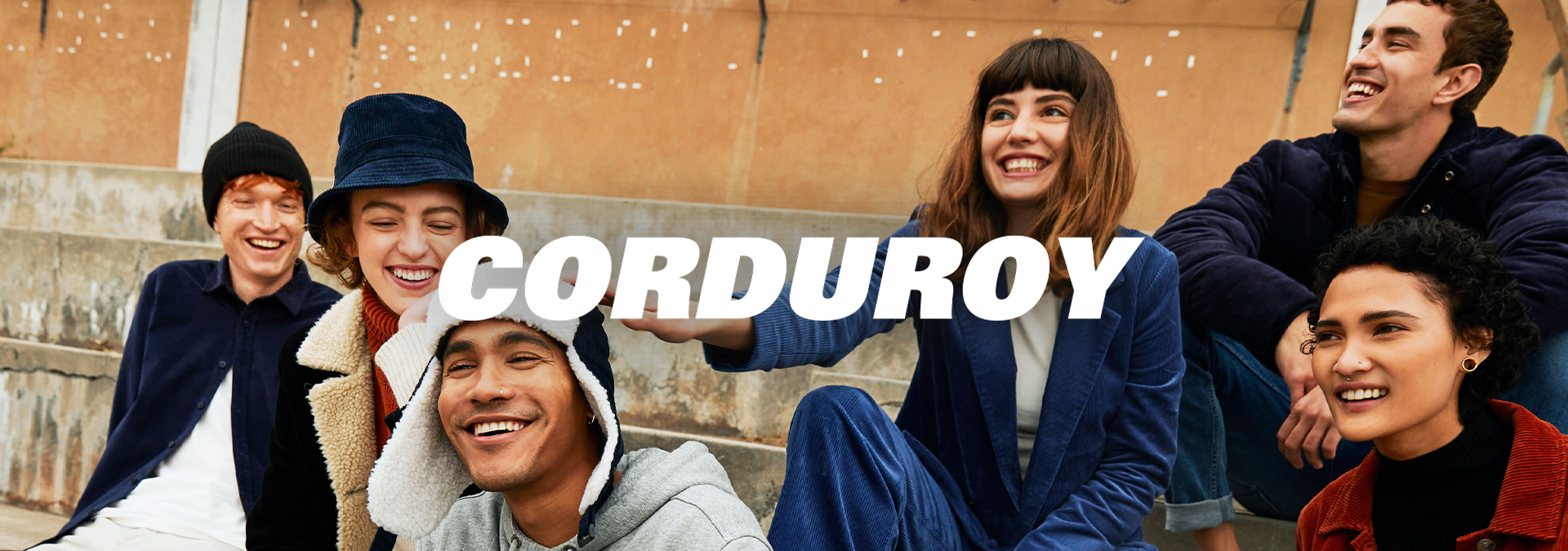 corduroy collection