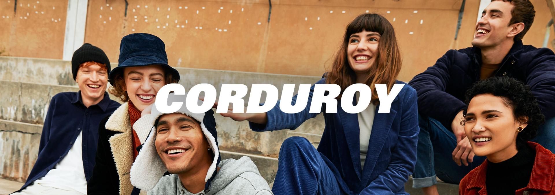corduroy collection