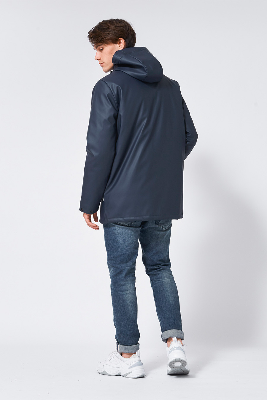 Jace padded raincoat