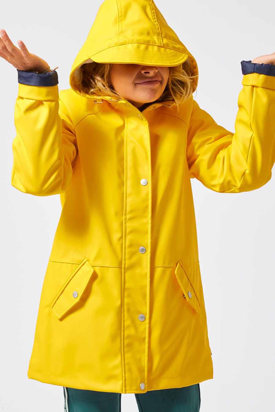 Janet raincoat