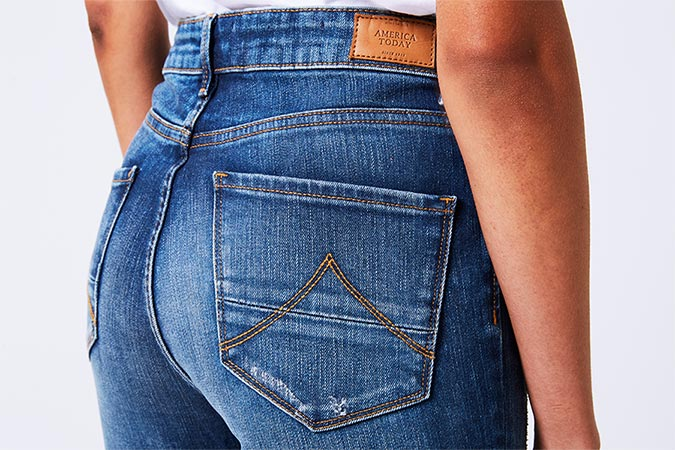 Jenna women Jeans