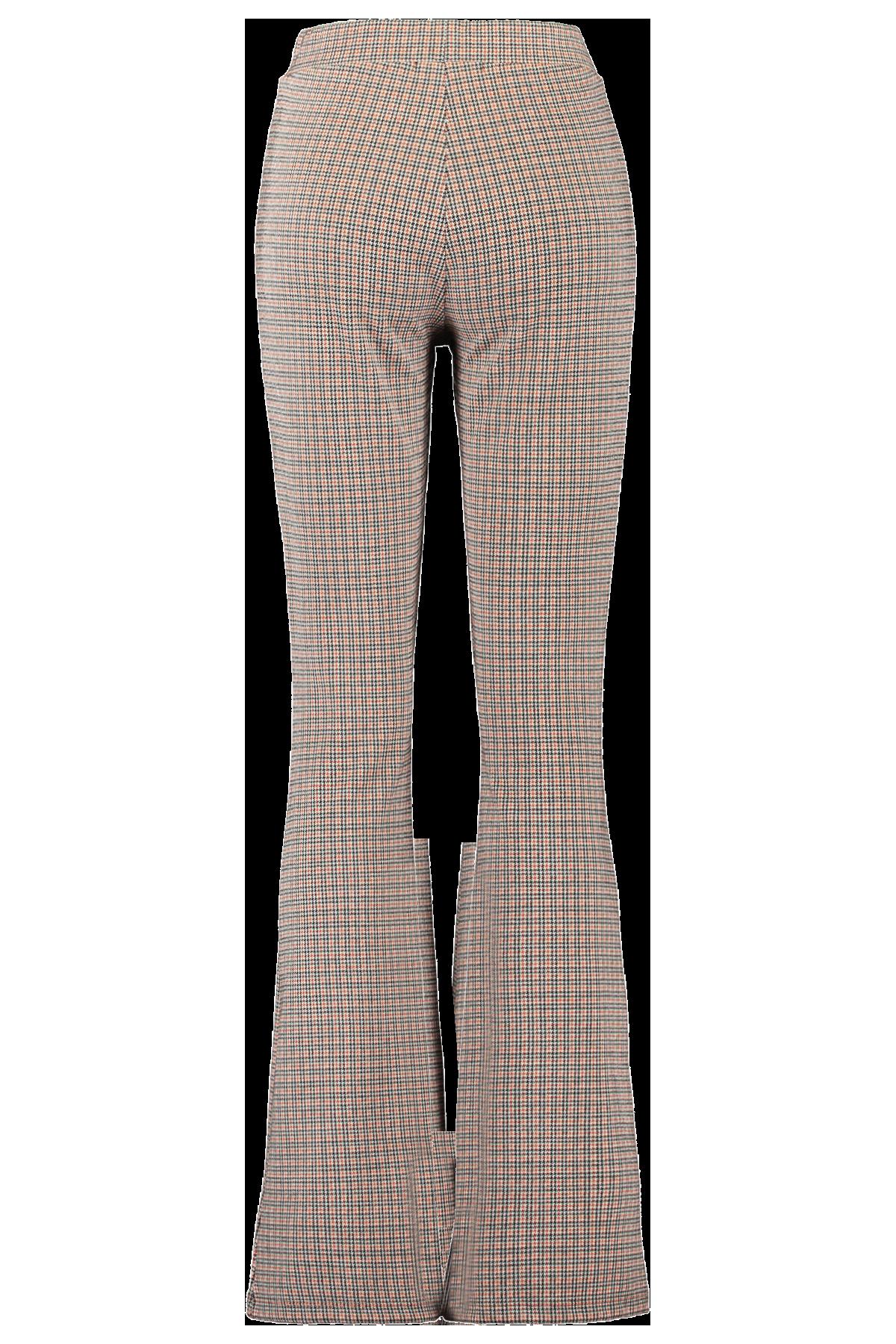 Legging Charly Shorty Lilac check