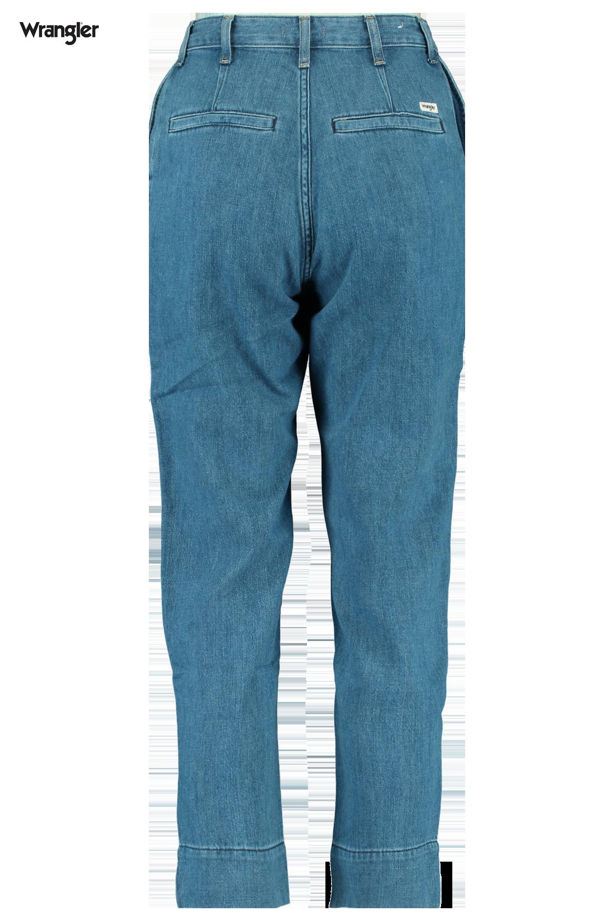 Pantalon Mom Chino