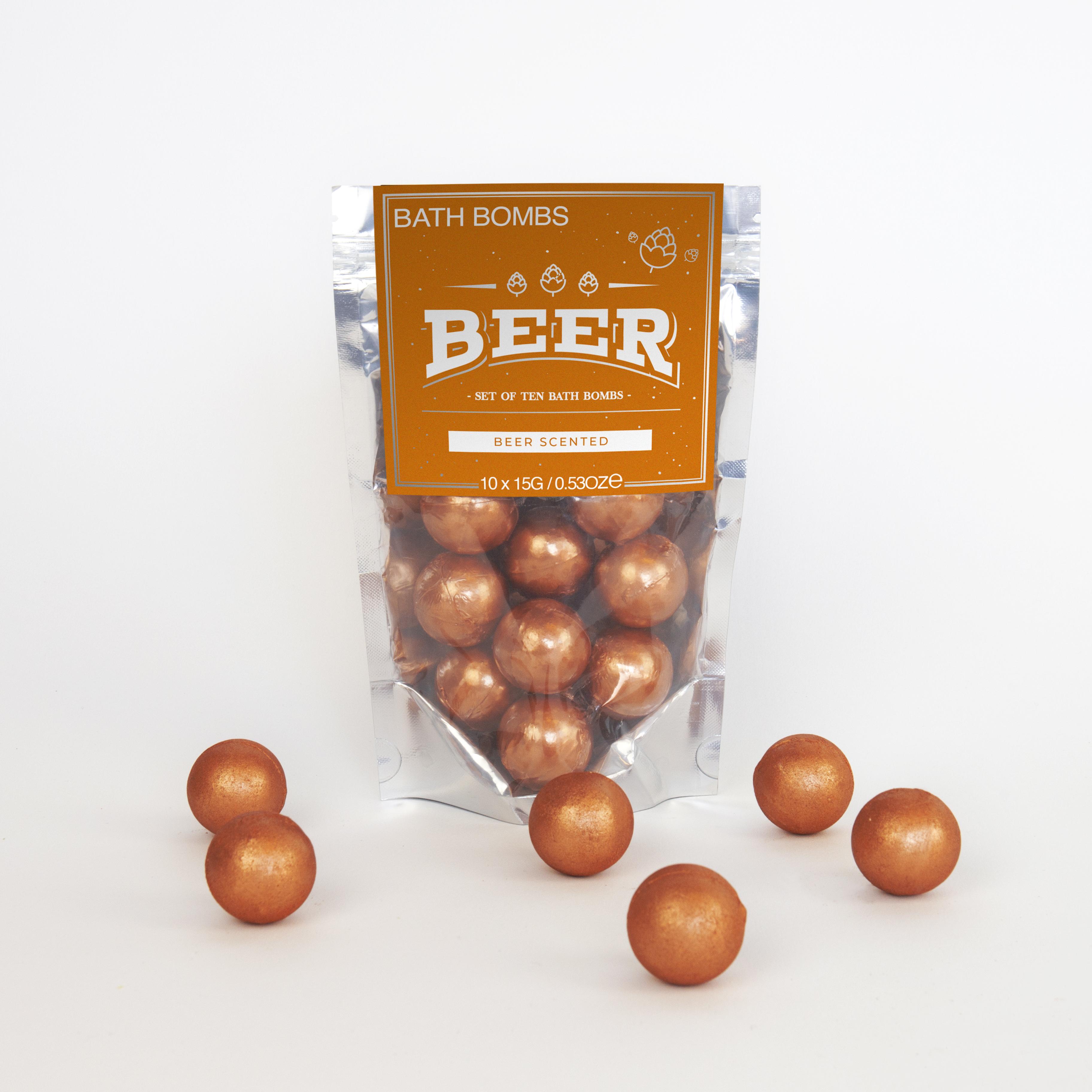 Gift Beer bath balls