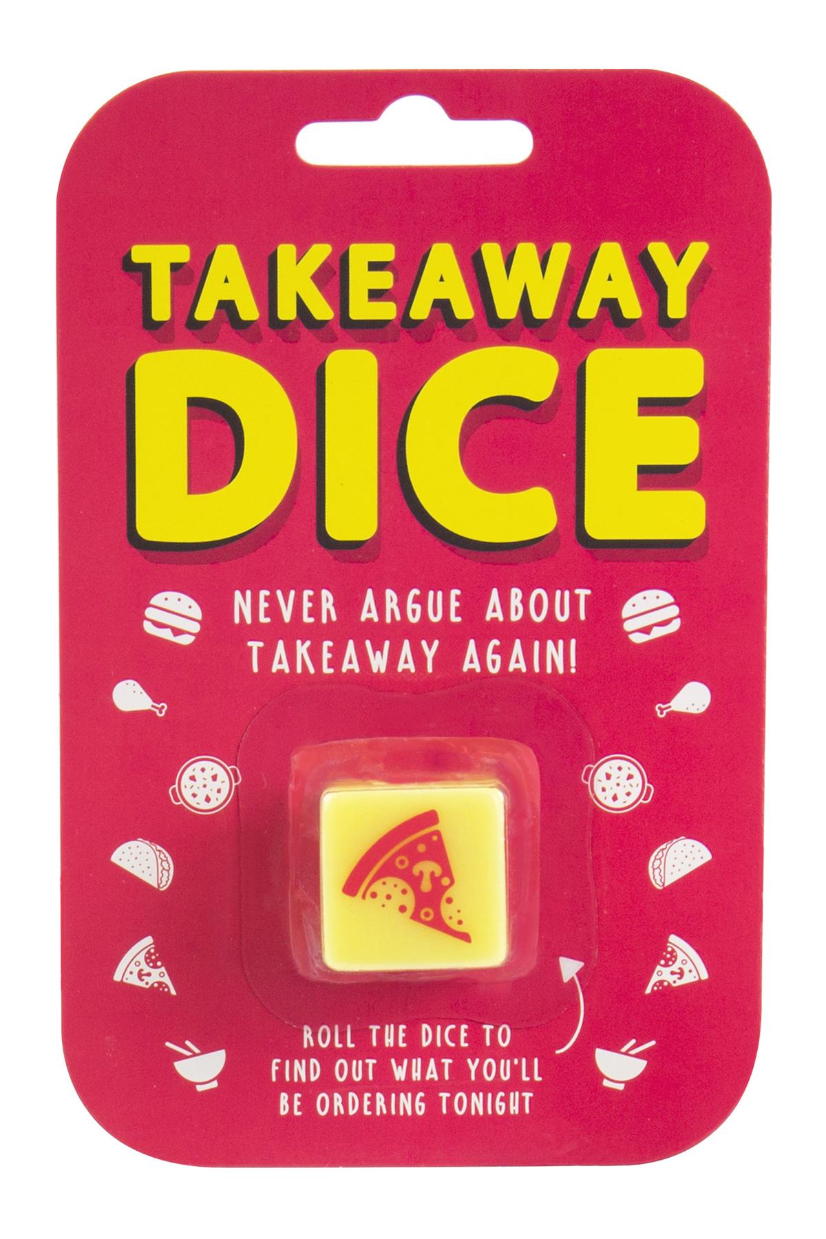 Gift Take Away Dice