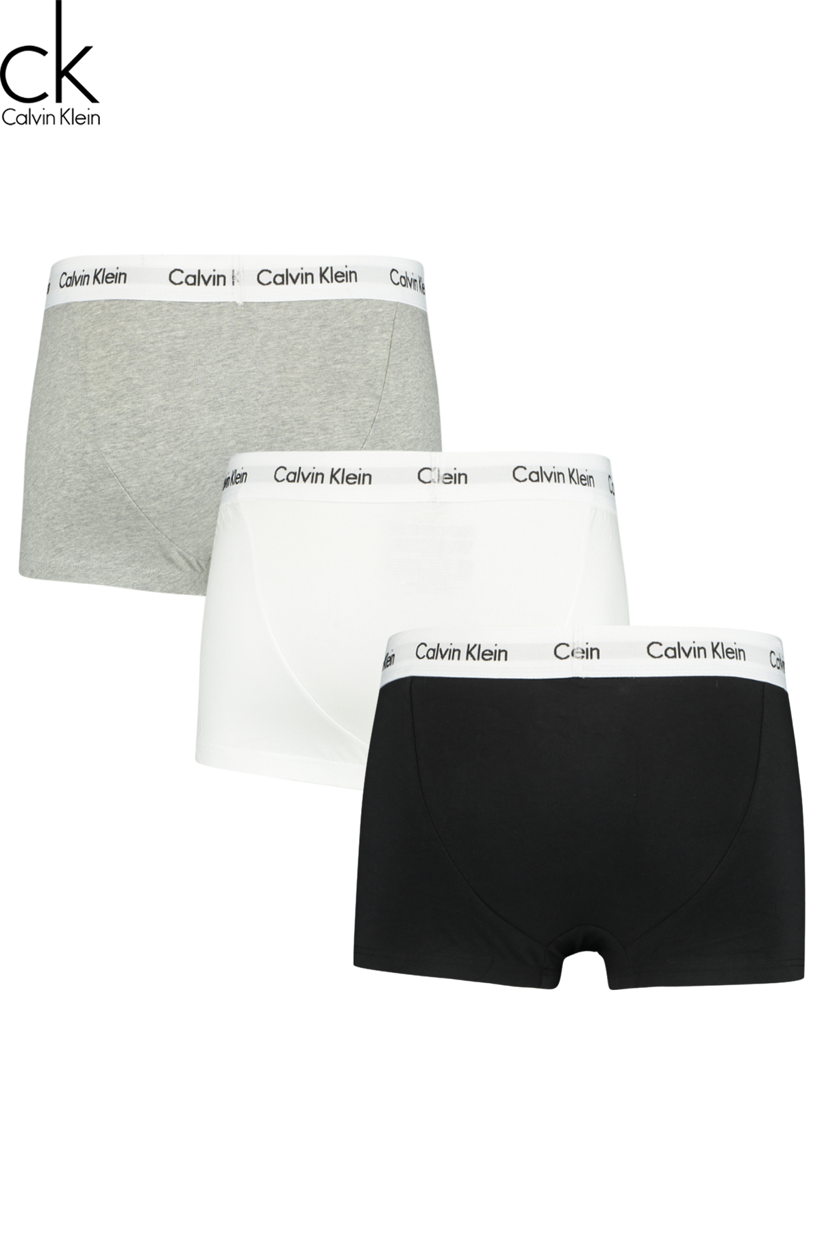 Boxershort Calvin Klein 3-pack low