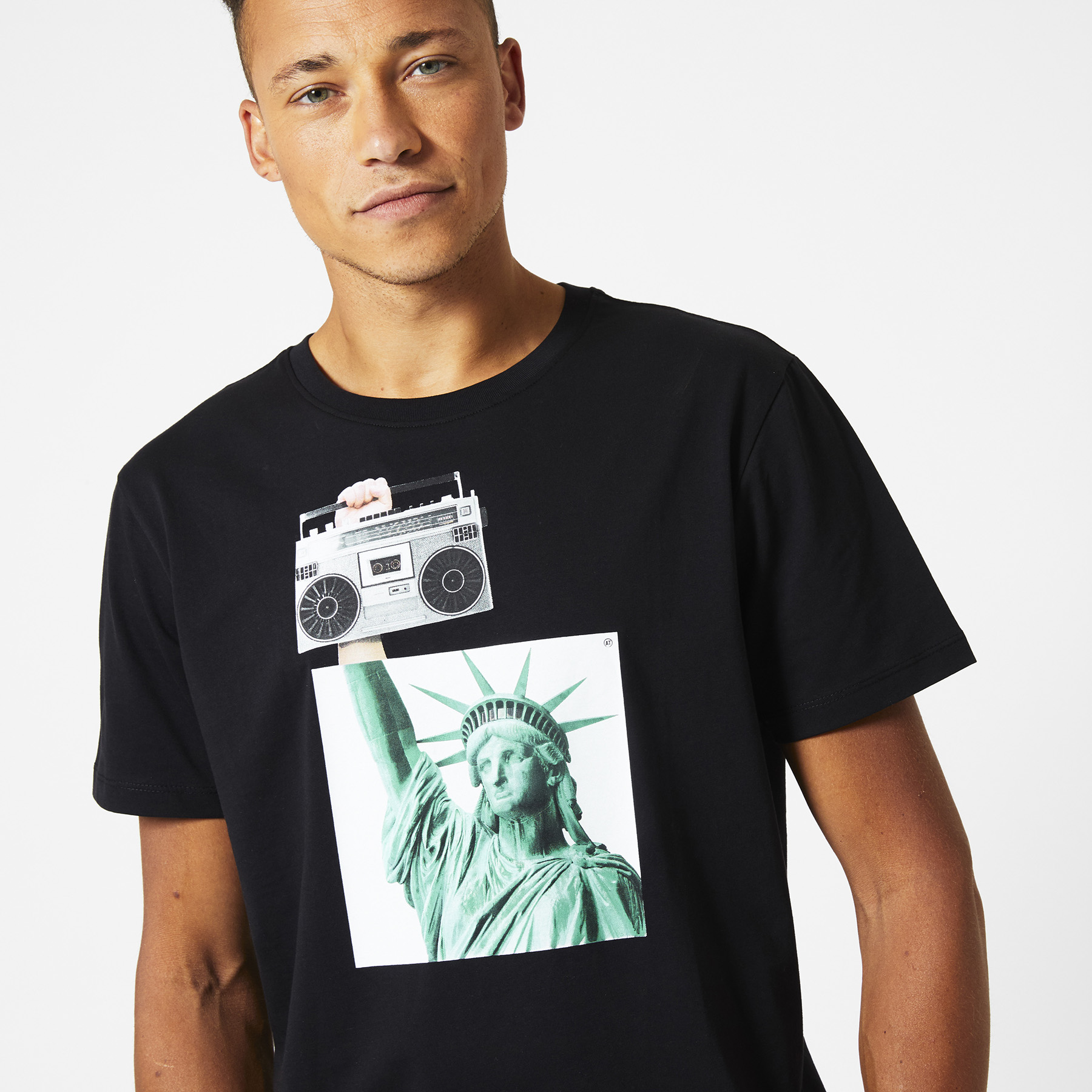 T-shirt Ed collage