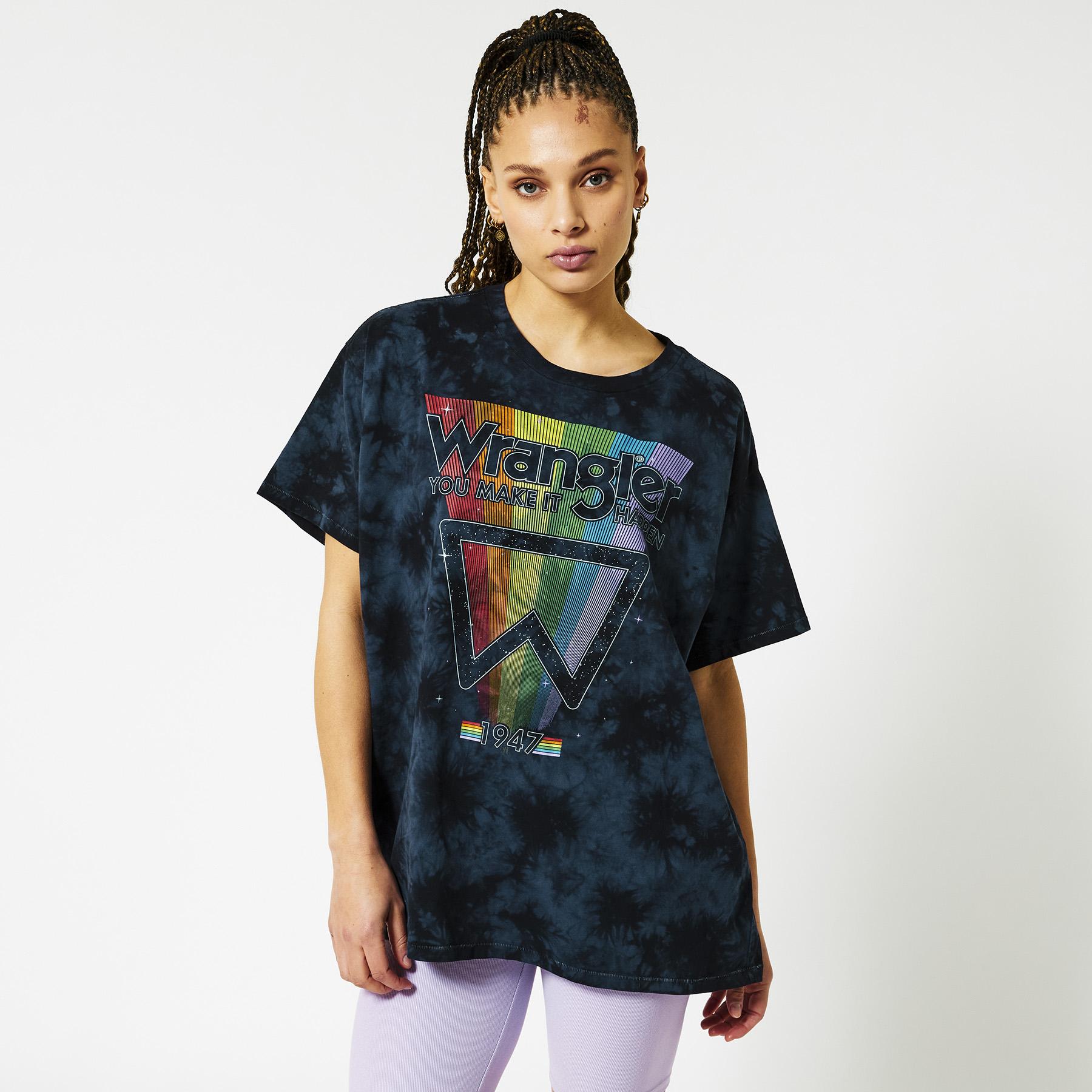 T-shirt Oversized tee