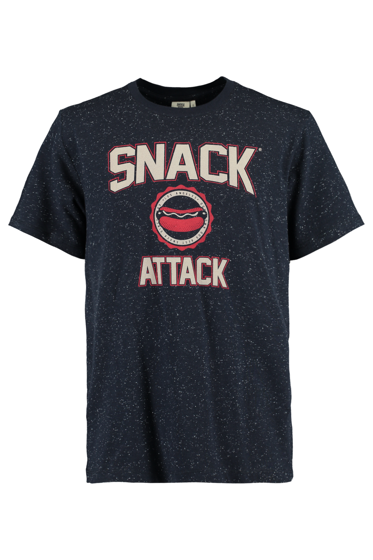 T-shirt Ed snack attack