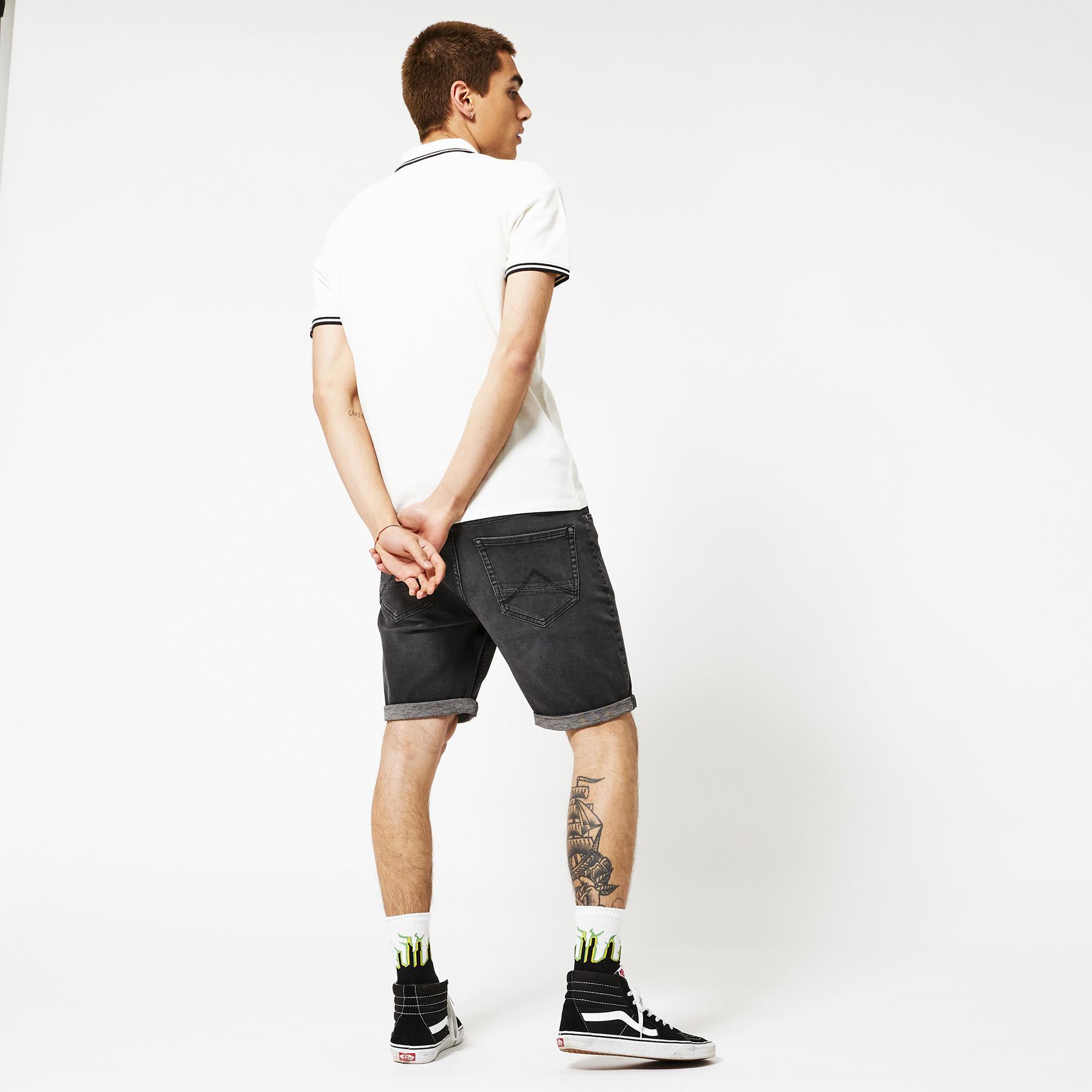 Jogdenim short Robert jog