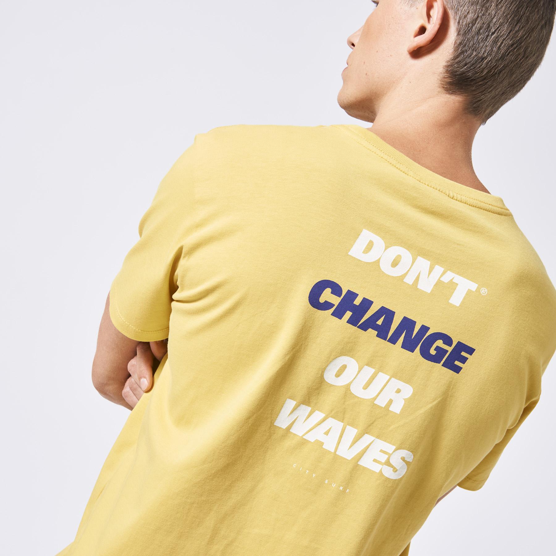 T-shirt Emeril Wave
