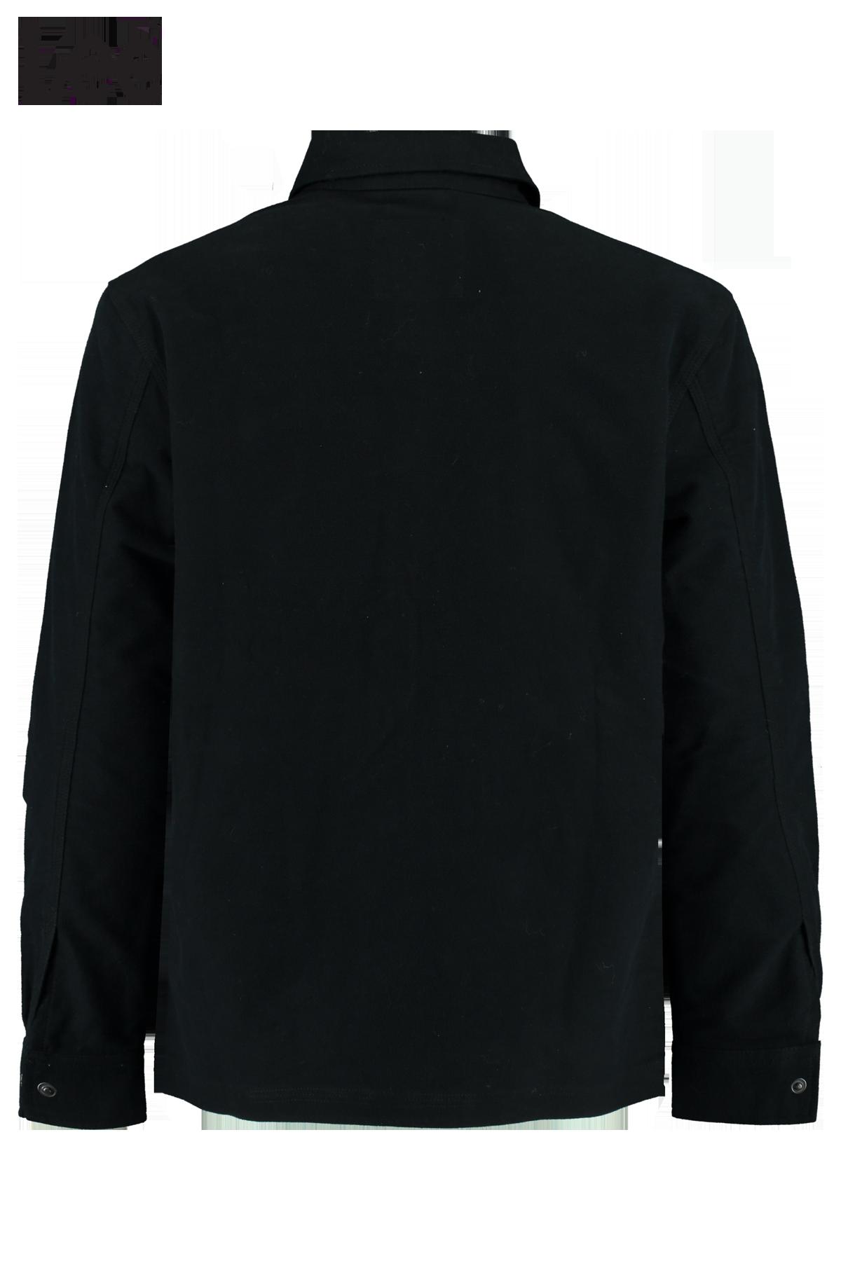 Overhemd Box pocket overshirt