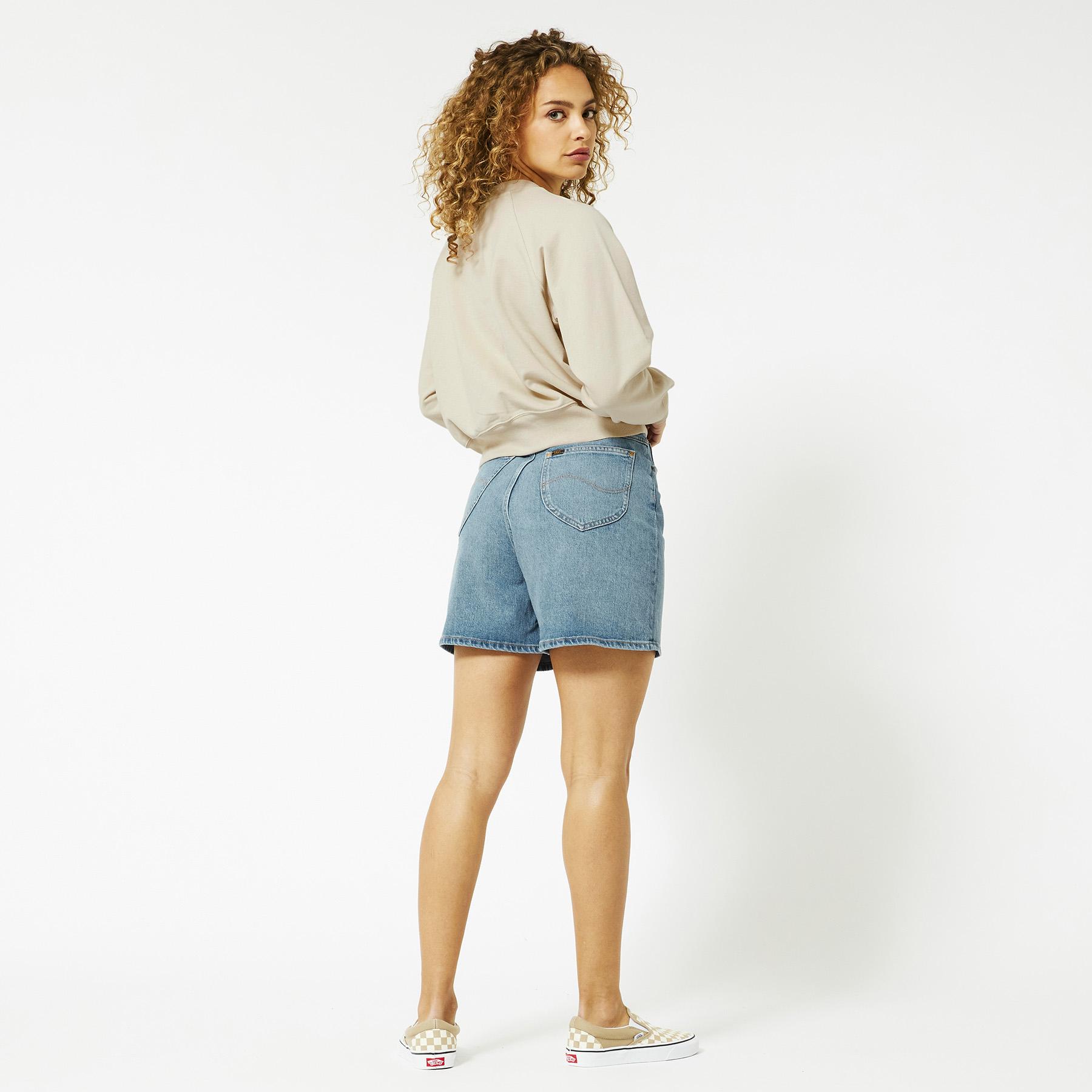 Denim short Stella Short