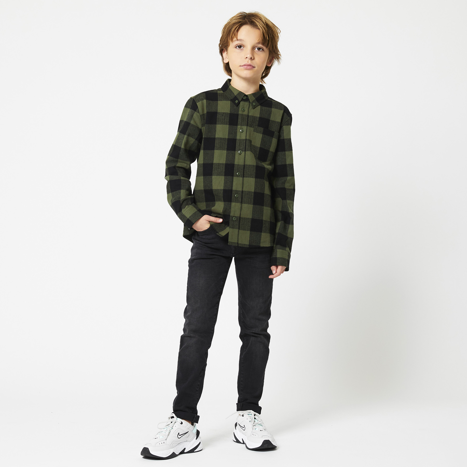 Overhemd Brody Jr
