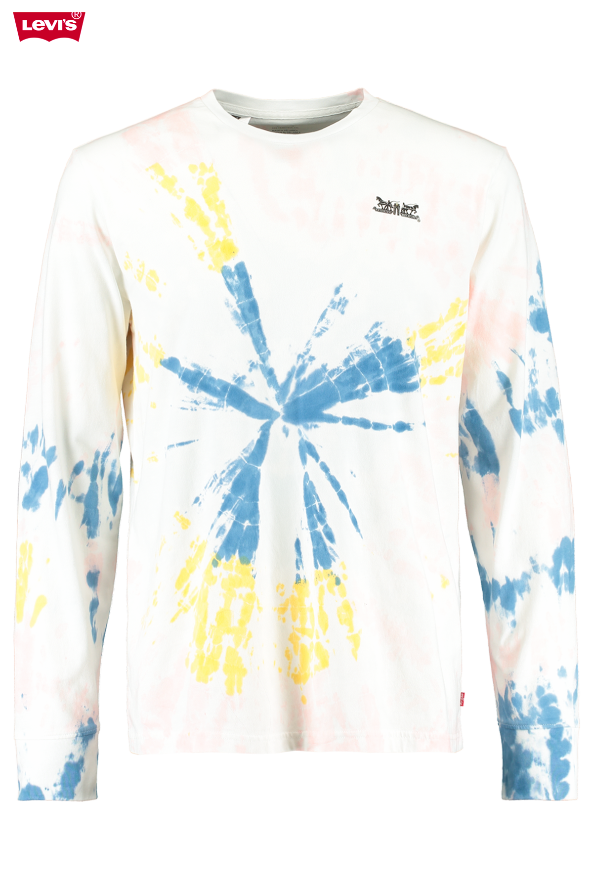 Long sleeve LS Relaxed graphic tee
