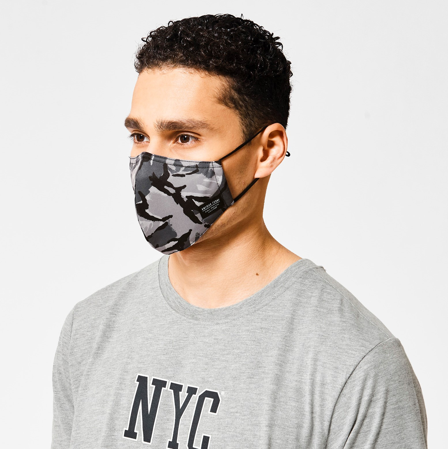 Mondkapjes Face Mask AOP