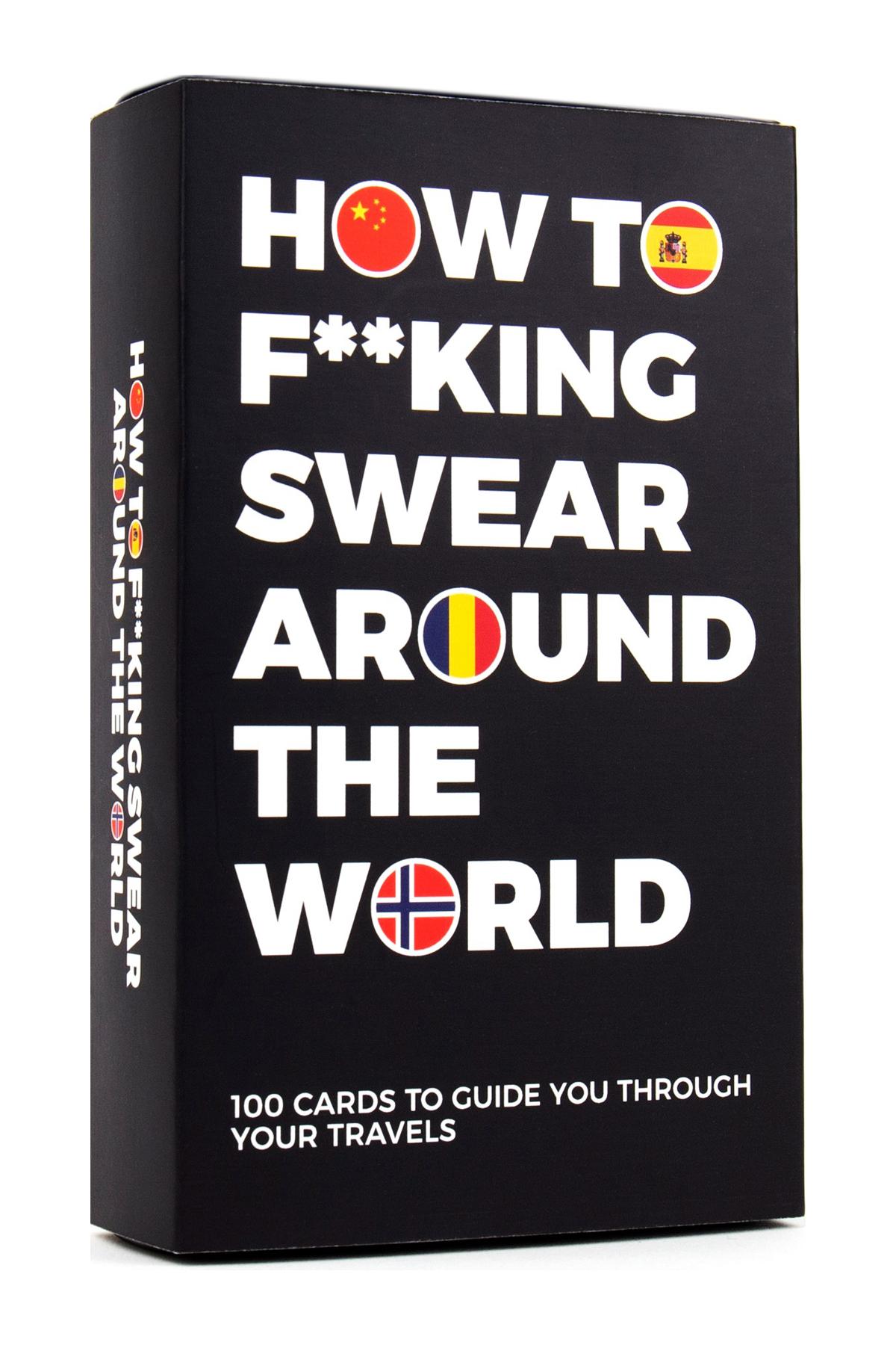 Gift How to f* swear around