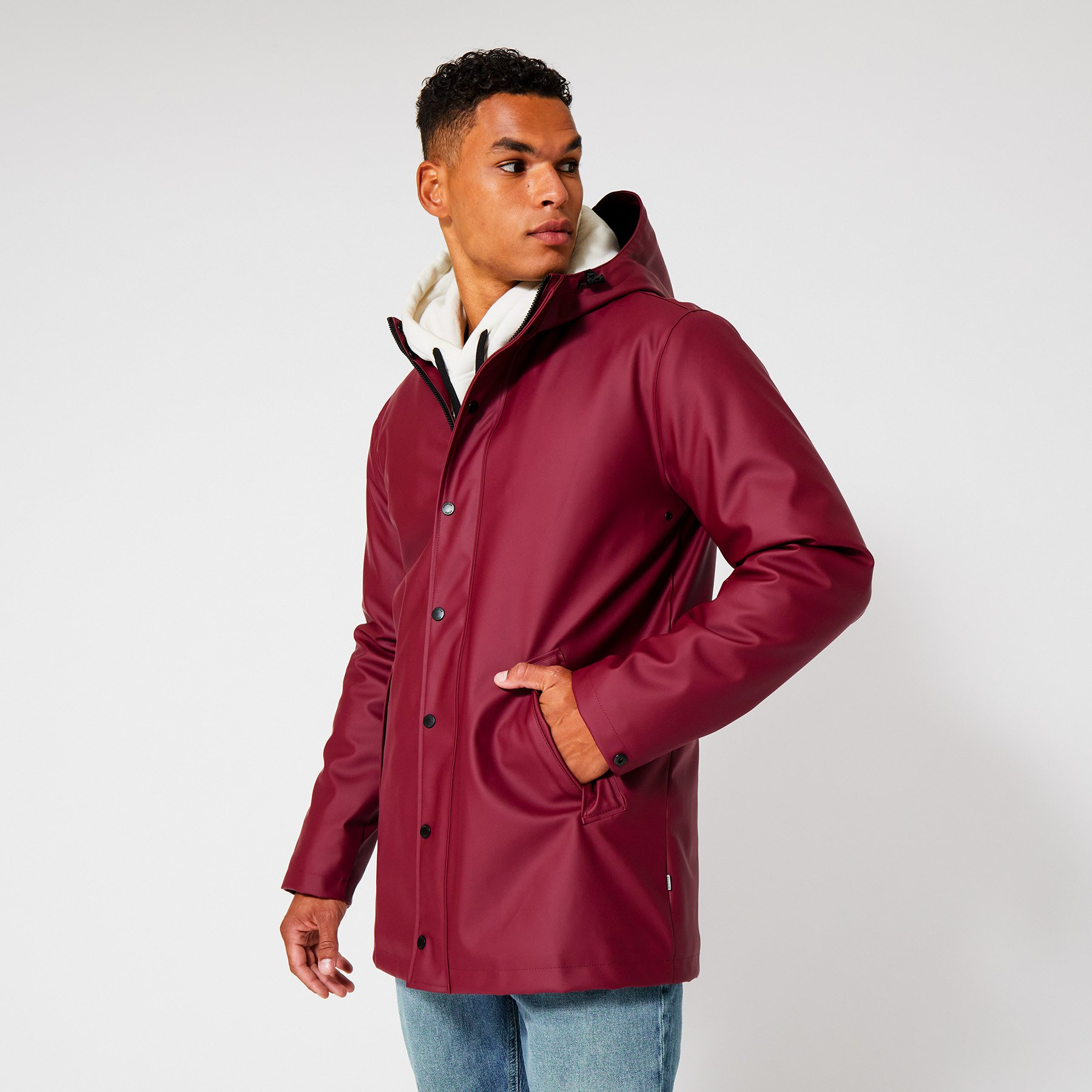 Rain jacket Jace padded
