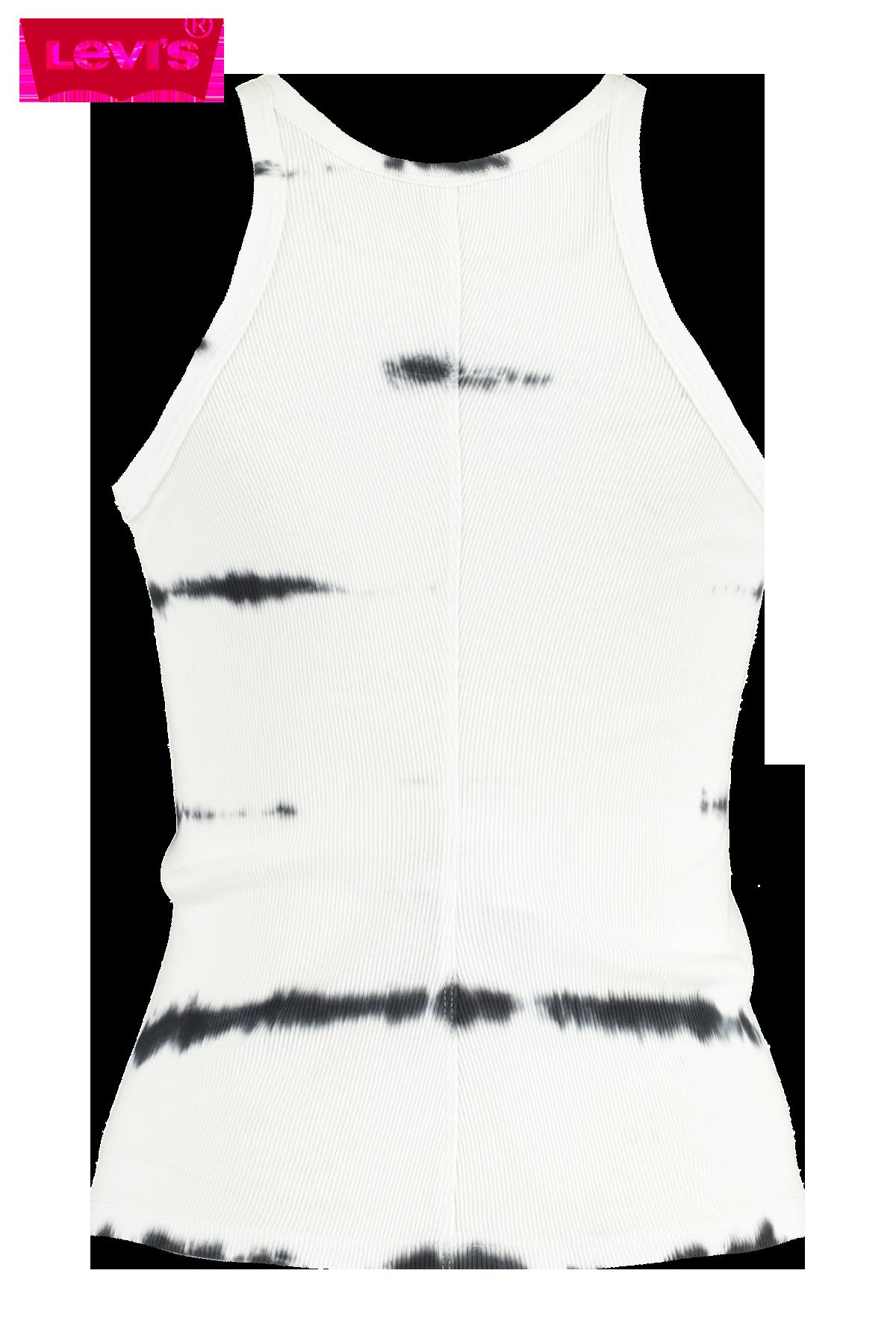 Singlet High neck tank tie dye