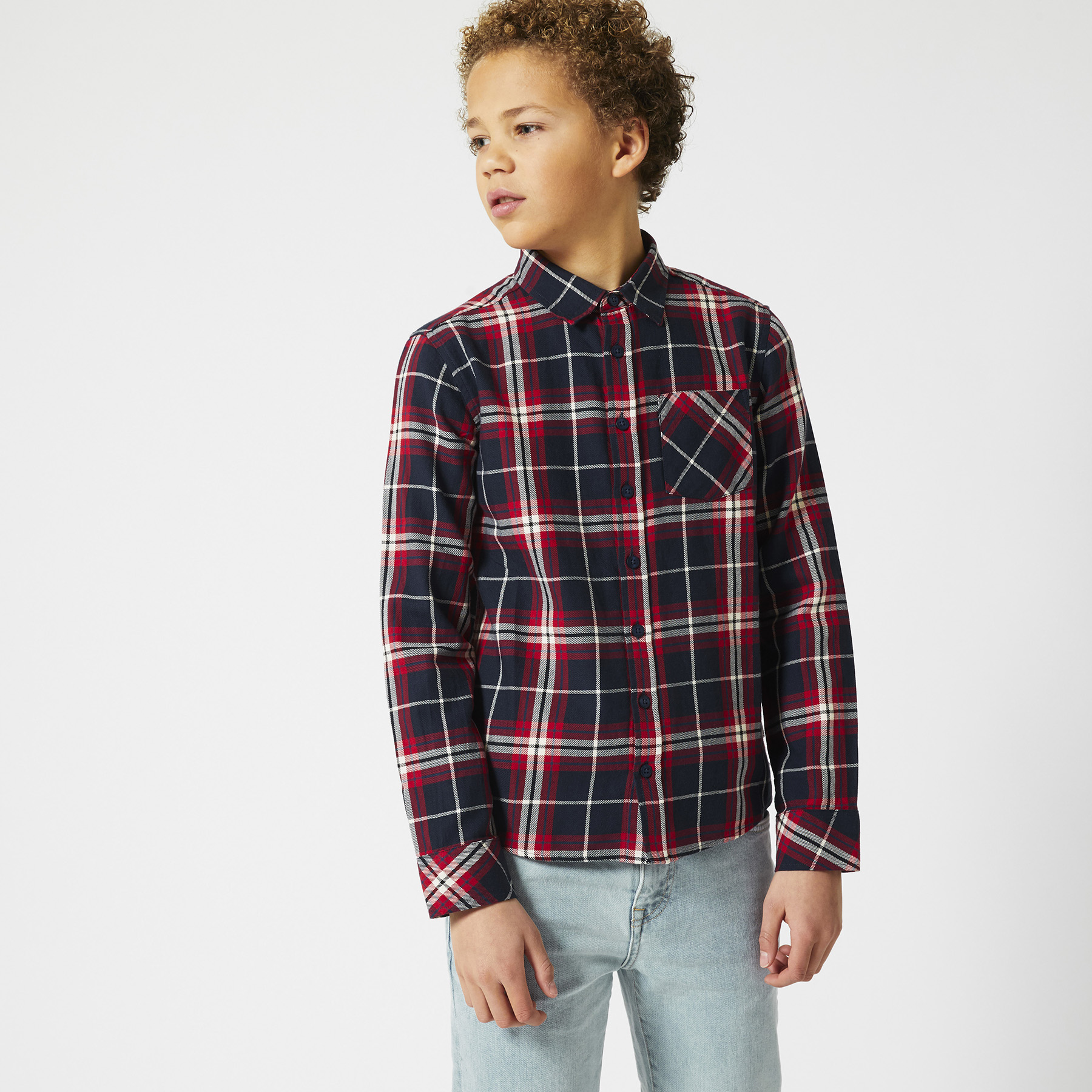 Chemise Hector Jr