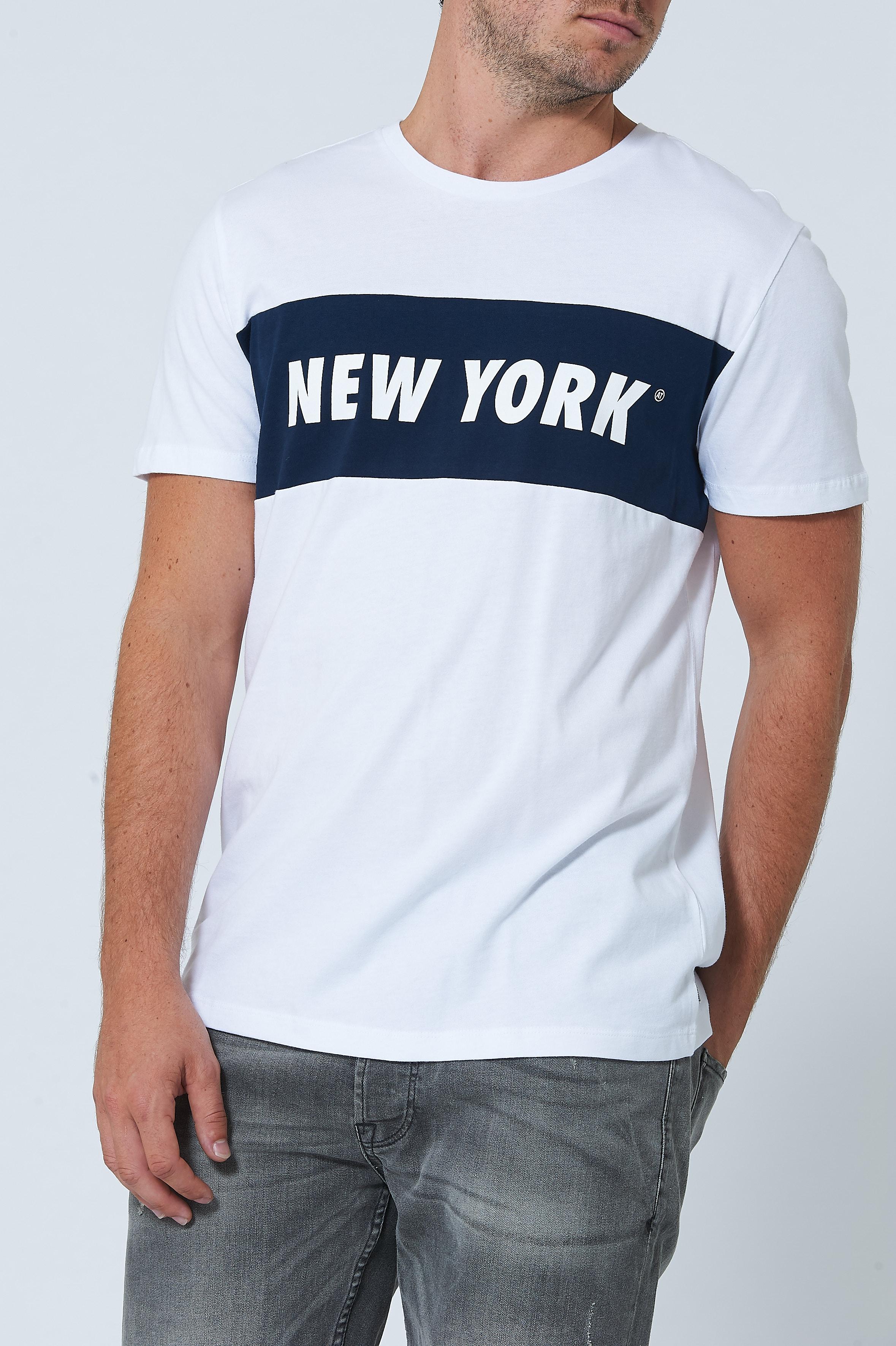 T-shirt Ed New