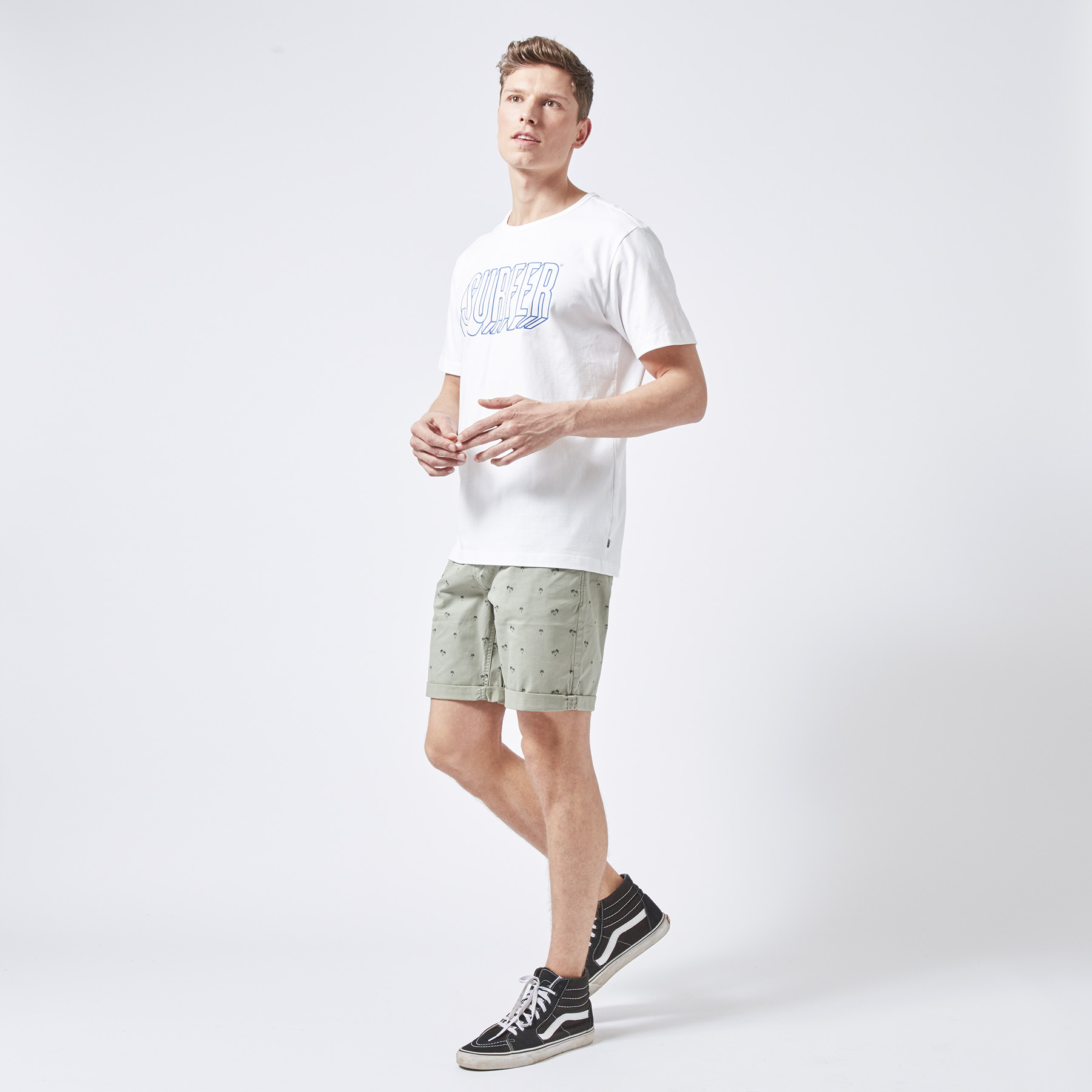 T-shirt Edwald Surfer