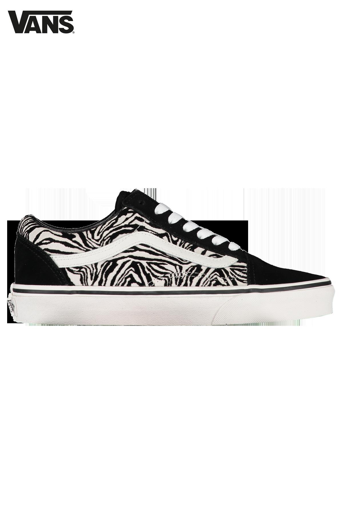 Vans UA Old Skool zebra