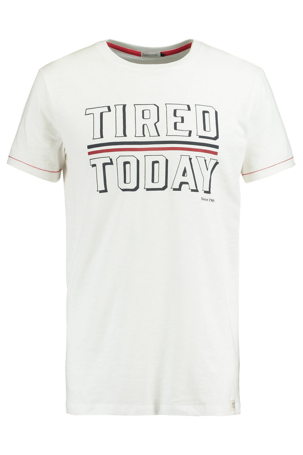 T-shirt Leon tired today