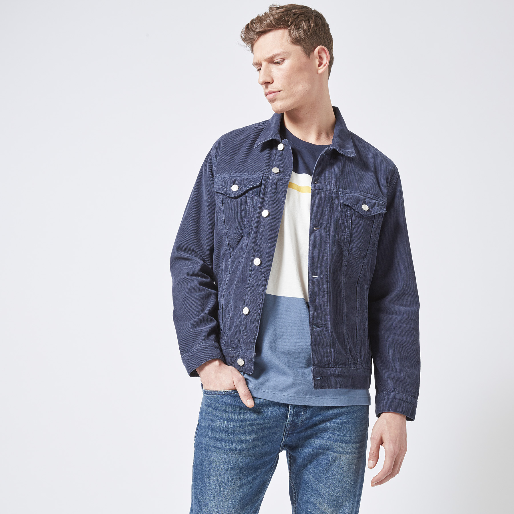 Trucker jacket Jay