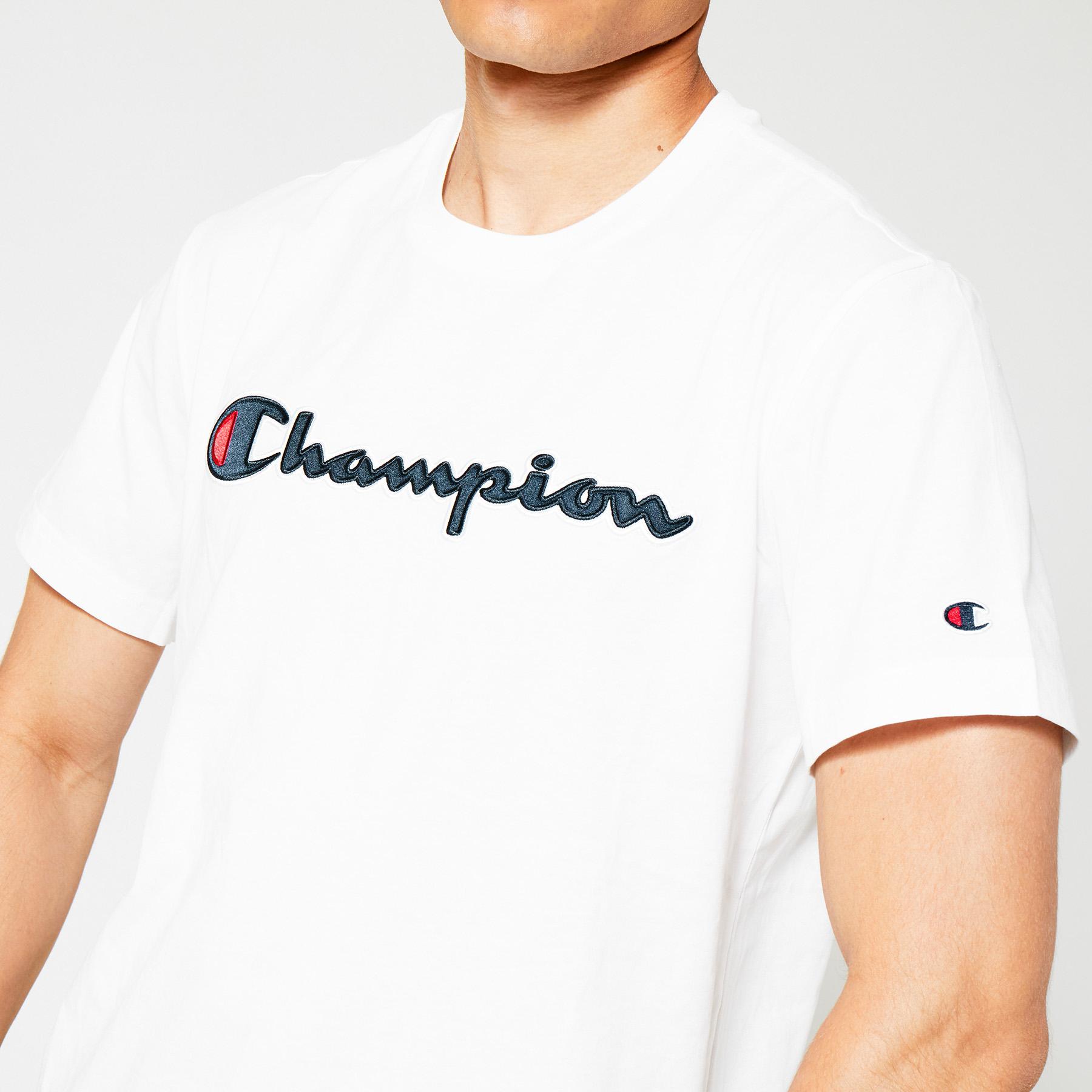 Champion Logo Tee