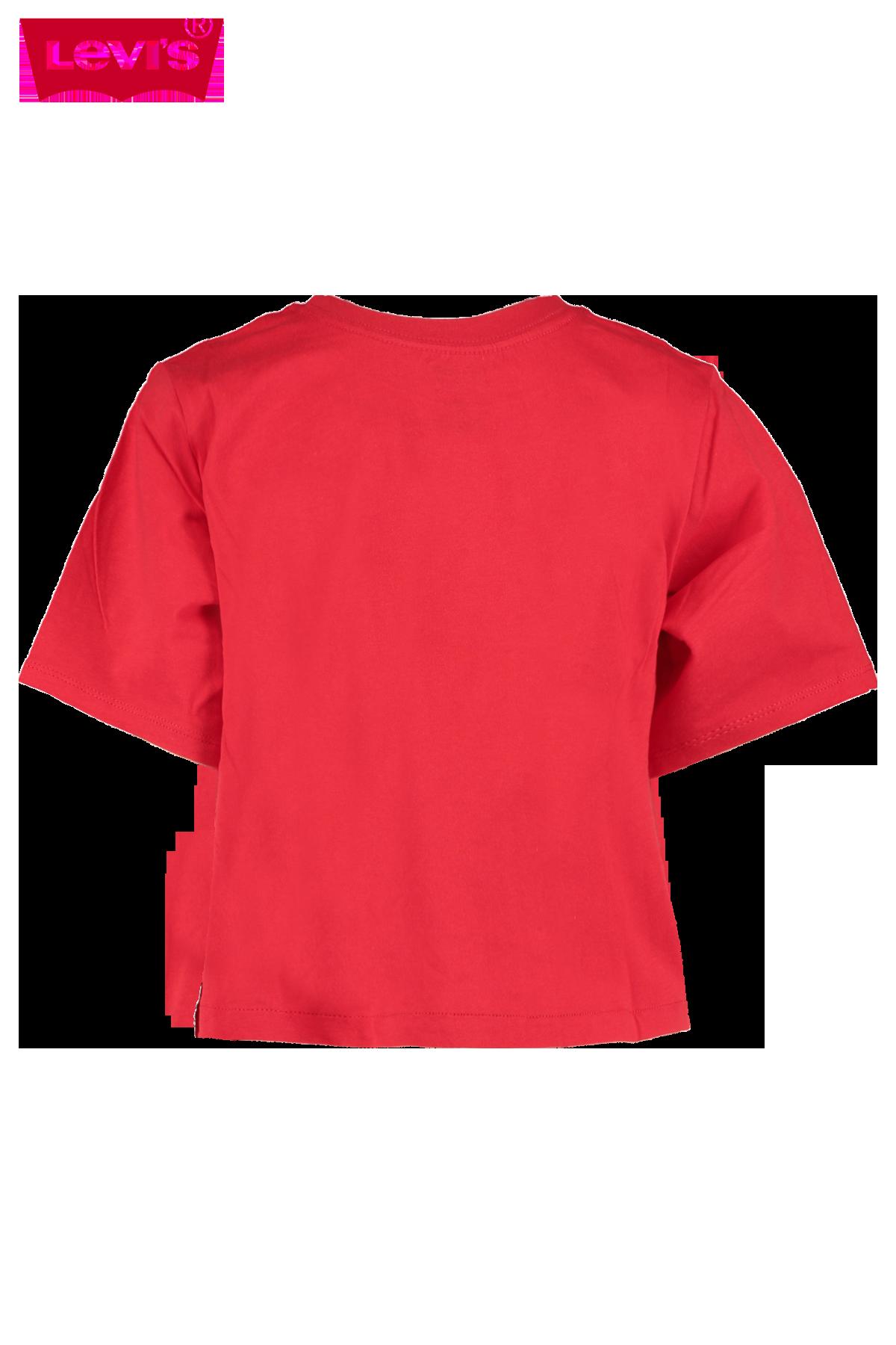 T-shirt Batwing High Rise Tee