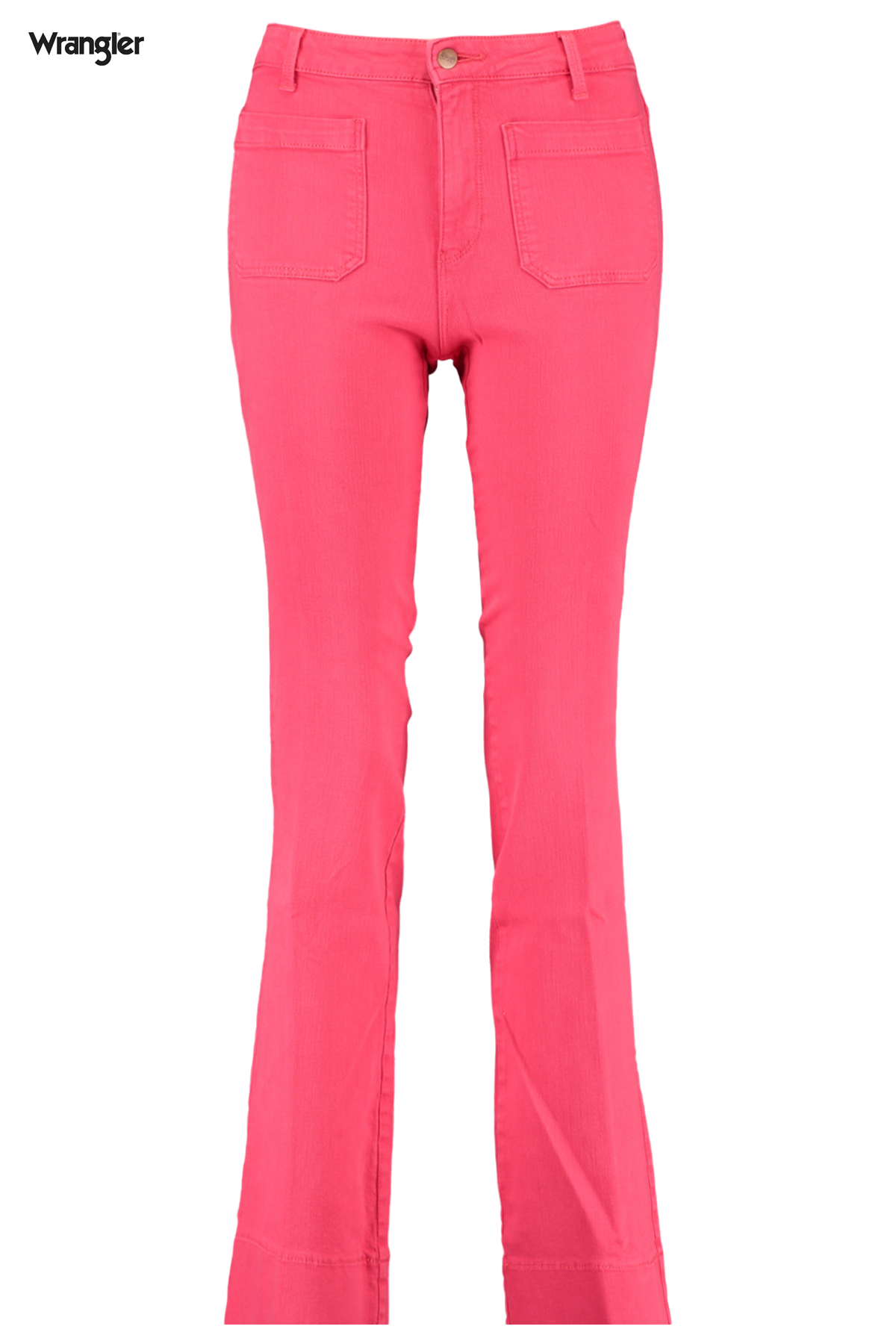 Jeans Flare colored