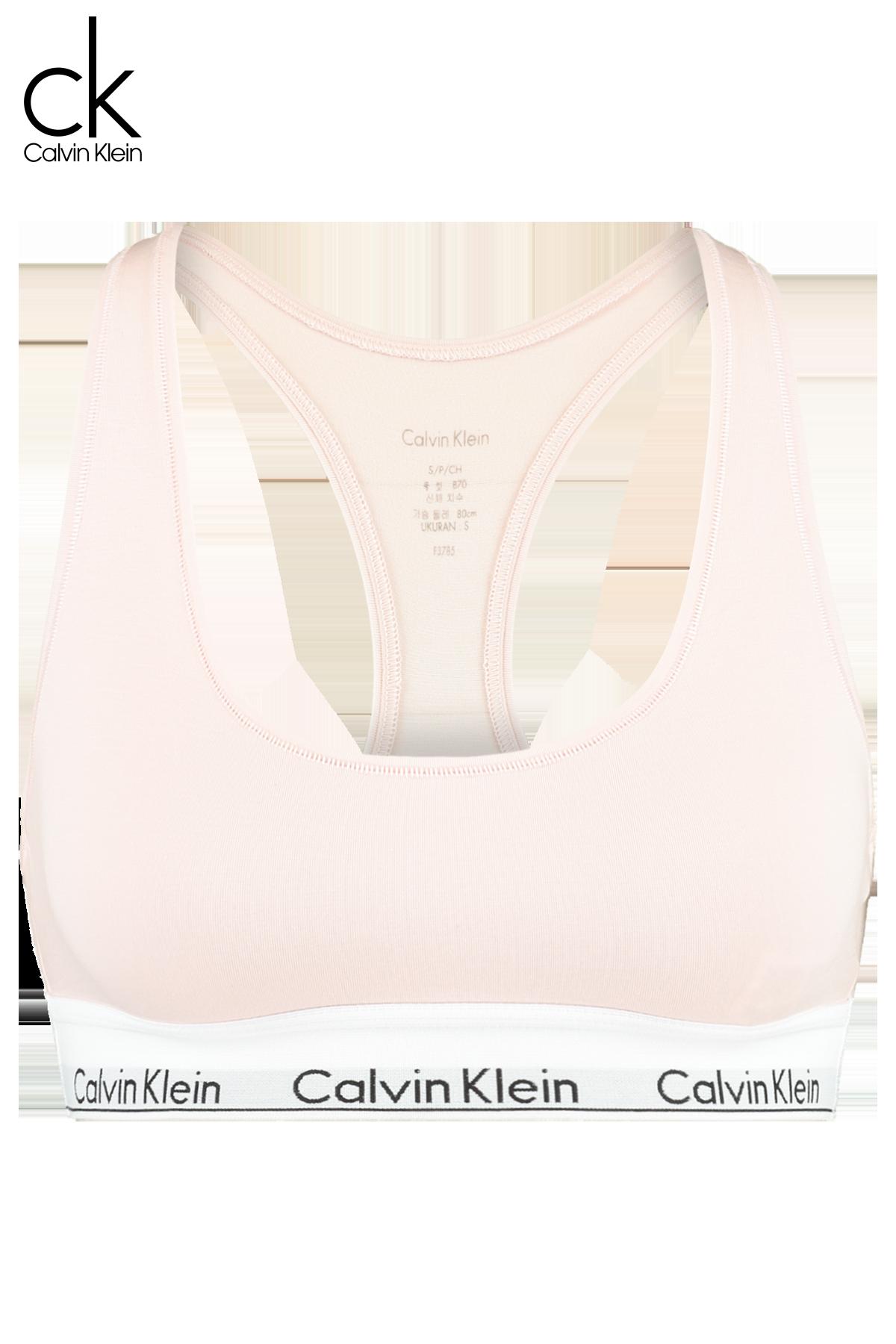 Bralette Calvin Klein Modern cotton
