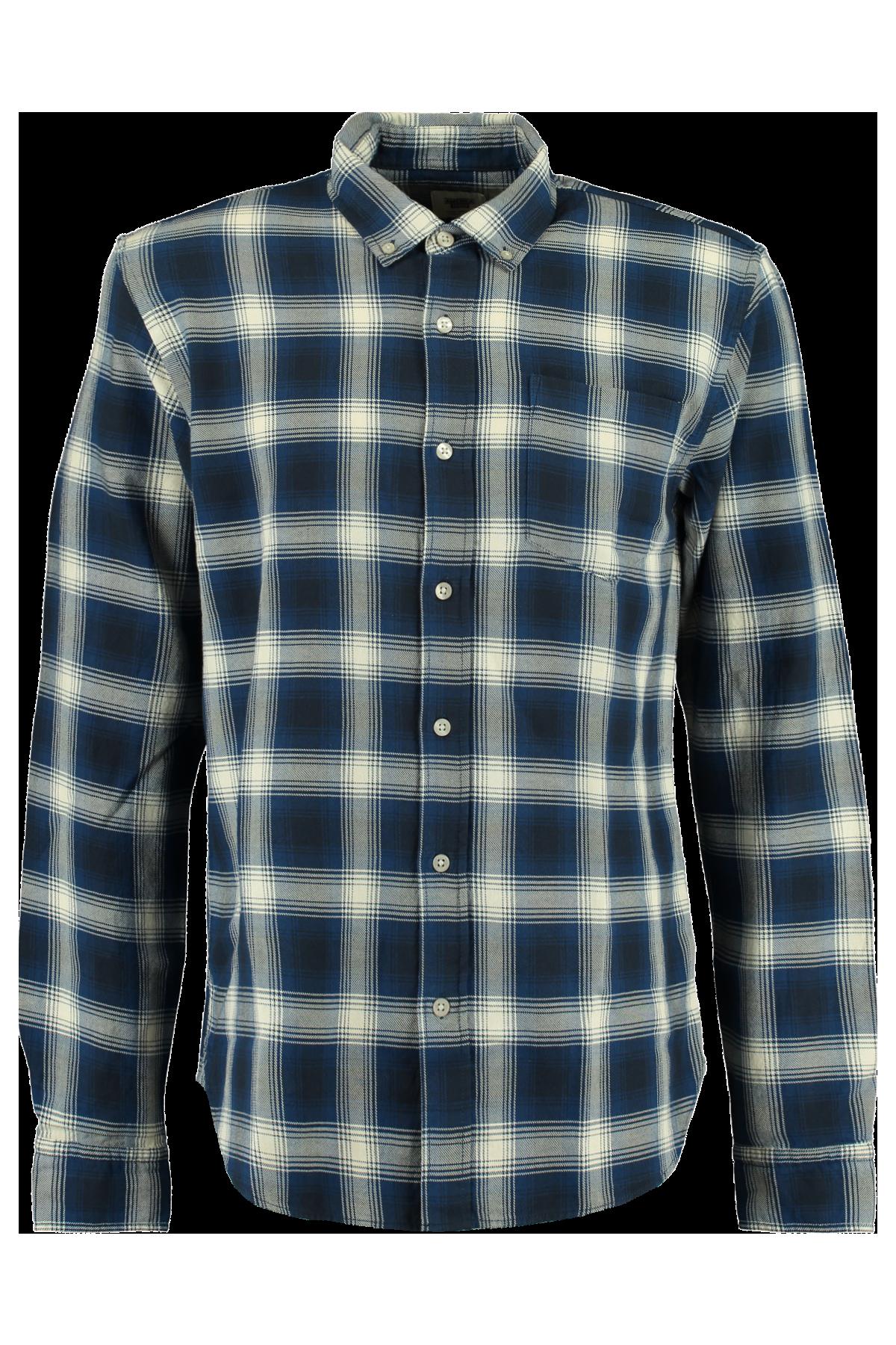 Overhemd Hector check