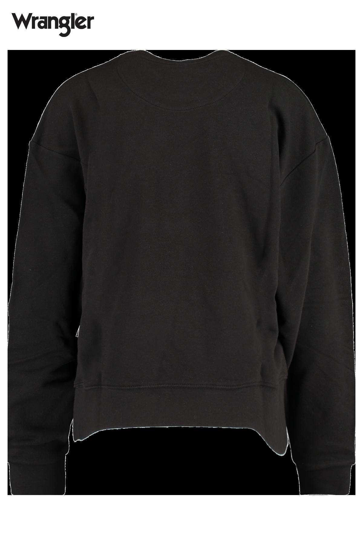 Sweater Retro sweat - worn black