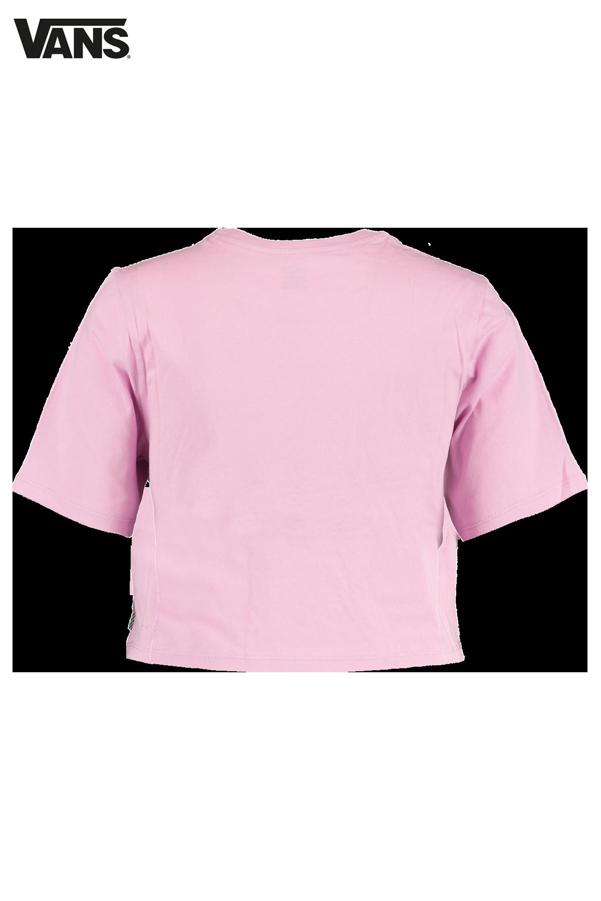 T-shirt SS Crop Crew Tee